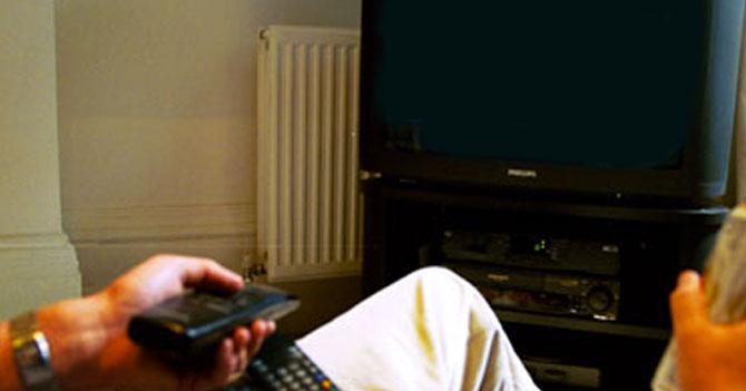 Chamo da por muerto su televisor cuando control se queda sin pila