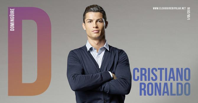 Domingüire No.123: Cristiano Ronaldo