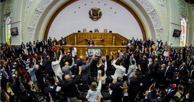 El verdadero Orden del Día de la Asamblea Nacional