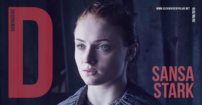 Domingüire No.131: Sansa Stark