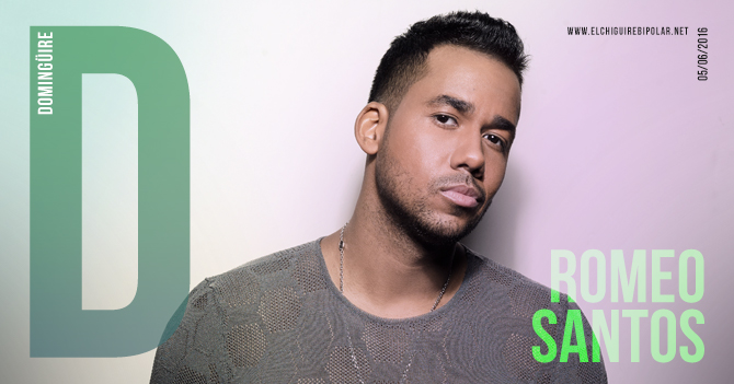 Domingüire No.128: Romeo Santos