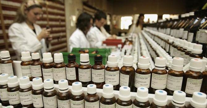 Saqueo en tienda homeopática no cura a nadie
