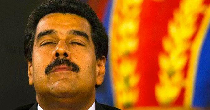 """Maduro: """"Desde que venezolanos comen menos, los peos les huelen mejor"""""""