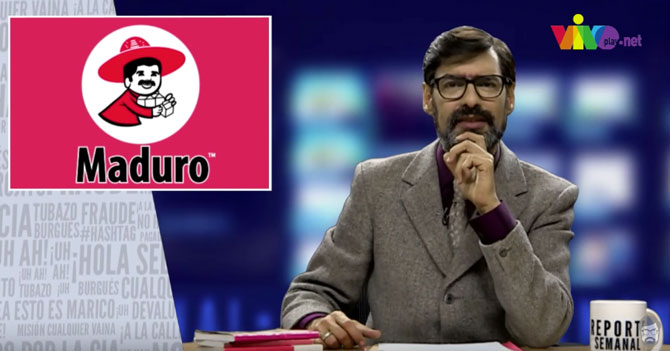 Reporte Semanal: Marca Maduro