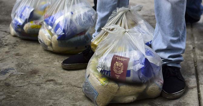 Nuevas bolsas Clap incluyen pasaporte y pasaje a la frontera