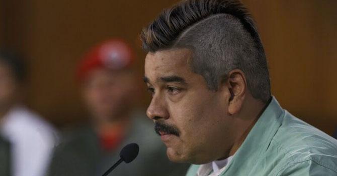 Maduro con corte pavo sigue siendo un incapaz