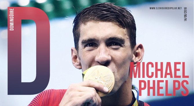 Domingüire No.138: Michael Phelps