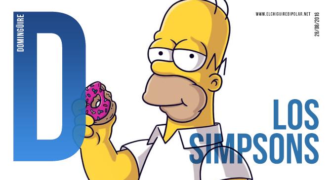 Domingüire No.140: Los Simpsons