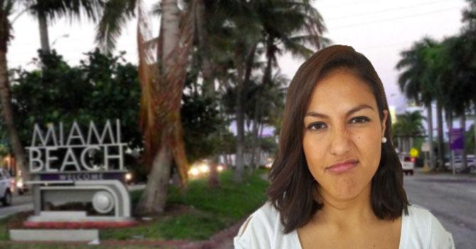 """""""Qué horrible, un venezolano inmigrante"""" dice otro venezolano inmigrante"""