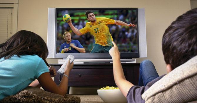 Mundo entero simula entender partido de balonmano olímpico