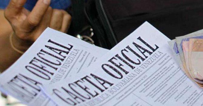 En Gaceta: Agregan un día a Febrero para eliminar el 1ro de Septiembre