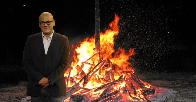 Jorge Rodríguez hará hoguera hecha de constituciones para quemar a funcionarios que firmaron contra Maduro