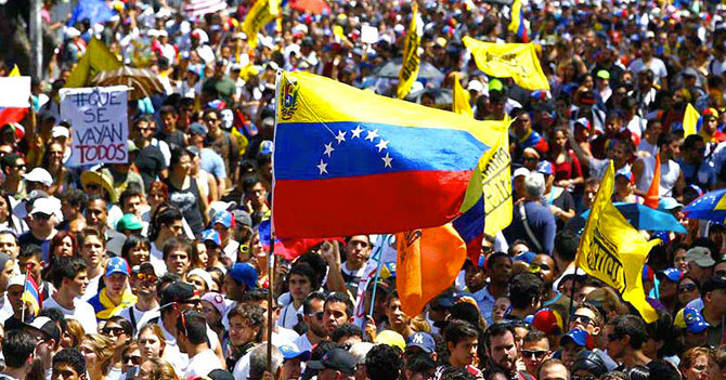 Opositor convencido que toma de Caracas enviará a la Vinotinto al Mundial
