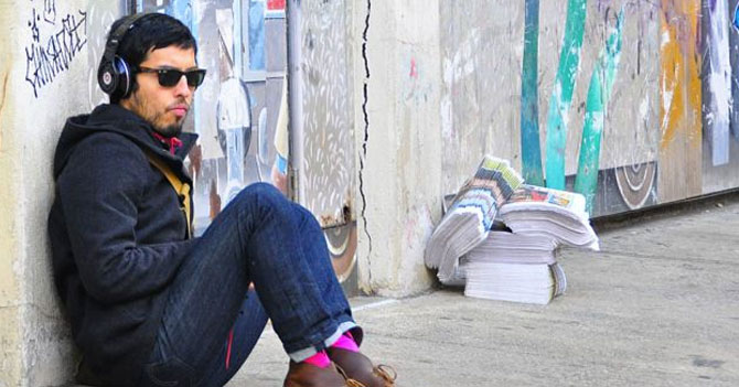Músico venezolano desconocido emigra a México para hacerse famoso en Venezuela