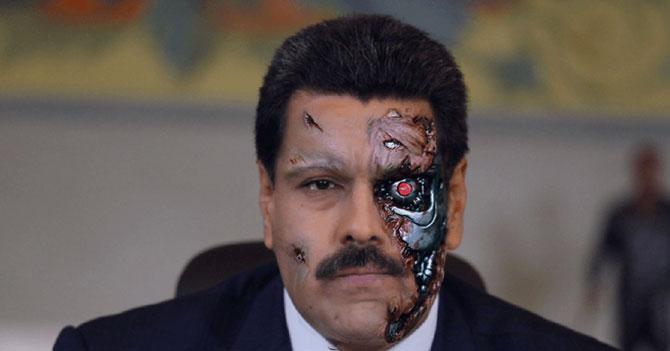 Opositor del 2042 seguro que ahora sí viene el revocatorio a RoboMaduroNetX