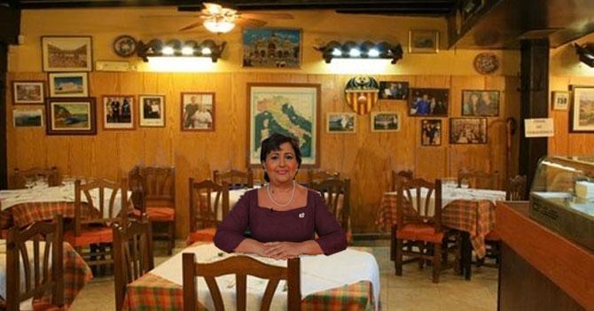 Tibisay Lucena llega un año tarde a almuerzo con amigas