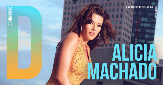 Domingüire No.145: Alicia Machado