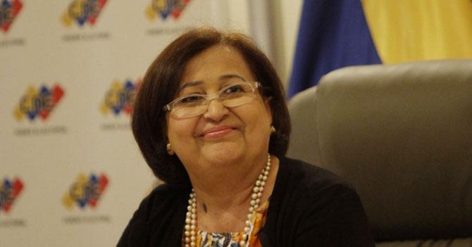 """CNE: """"Habrá elecciones cuando no haya dictadura"""""""