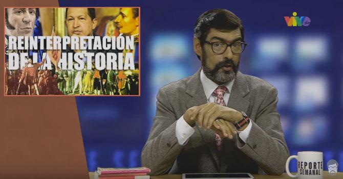 Reporte Semanal - La Historia según el Gobierno