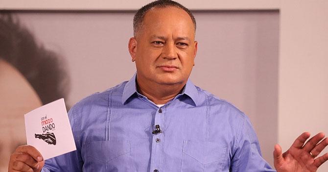 Diosdado asegura que no habrá revocatorio después de recibir información confiable directamente de su mente