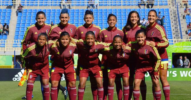 FVF le quita presupuesto a la Vinotinto a ver si juegan como la Sub 17 Femenina