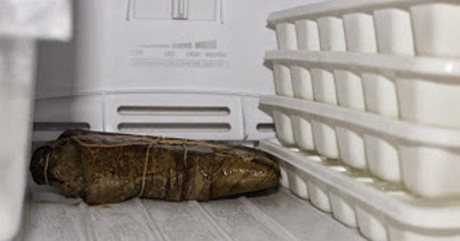 Hallaca en freezer pasa de ser la última de 2015 a la primera de 2016