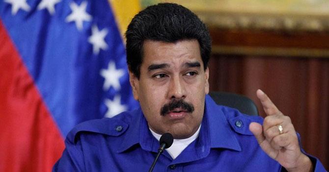"""Maduro a los venezolanos: """"¿Y tú qué propones?"""""""