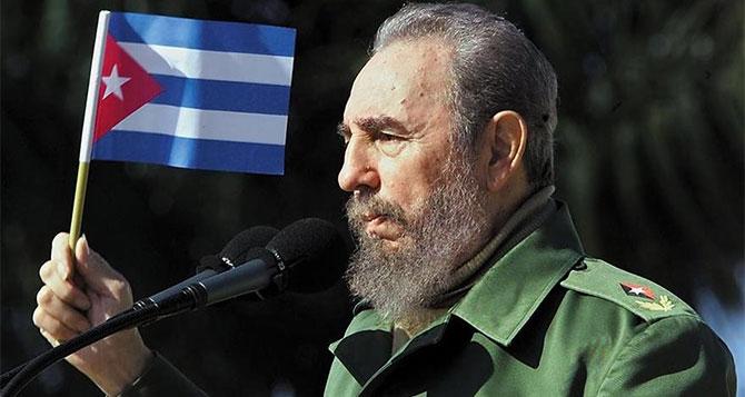 Finalmente podemos usar el especial que teníamos preparado para la muerte de Fidel
