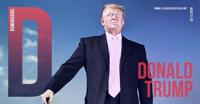 Domingüire No.150: Donald Trump