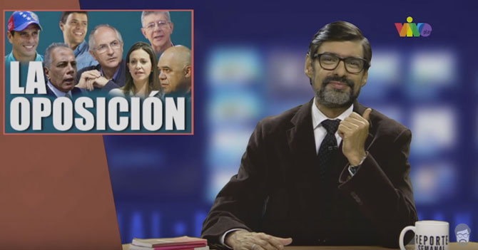 Reporte Semanal - Tema de la Semana: La Oposición venezolana