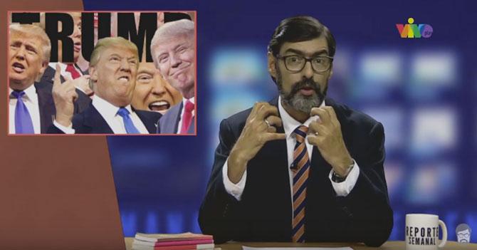 Reporte Semanal - Las razones de por qué Trump es presidente
