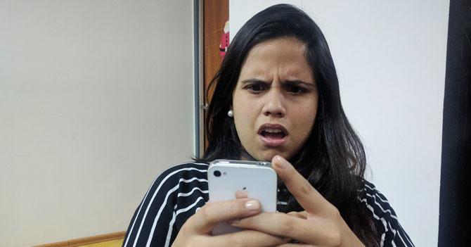 Novia revisa celular de su novio y descubre disco de Kabah