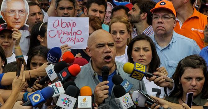 MUD se manifiesta sobre la Revolución Restauradora de Cipriano Castro