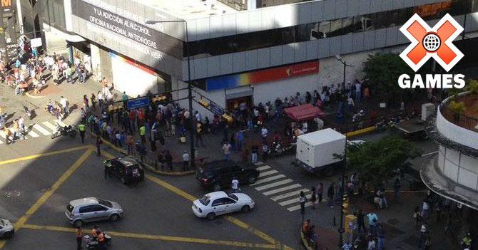 Vida de Venezolanos podría ser incluido como parte de los X Games