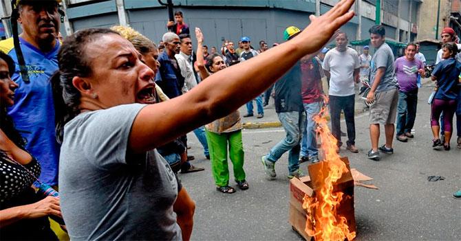 Estudio: 2016 permitió a Venezuela prepararse para apocalipsis