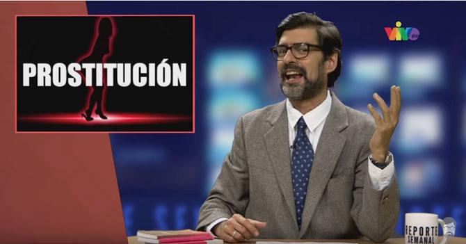 Reporte Semanal - Prostitución