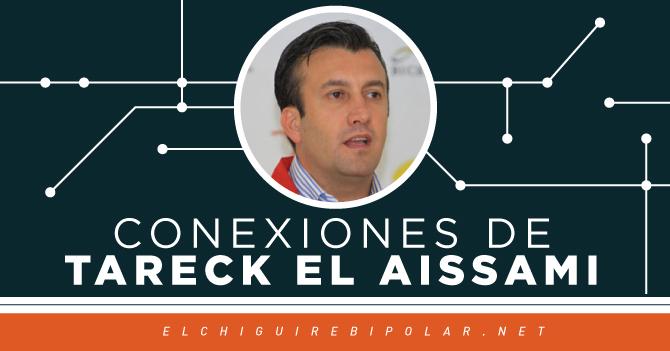 Conexiones de Tareck El Aissami