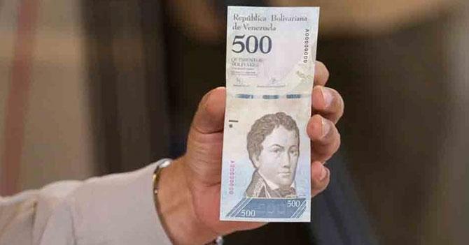"""Maduro: """"Un billete de 500 puede comprar hasta 4 billetes de 100"""""""