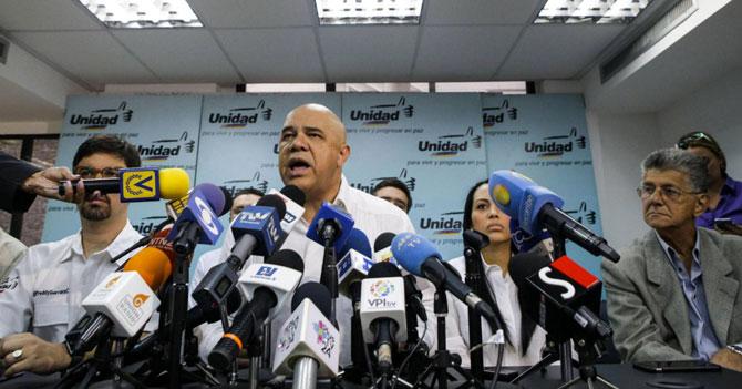 Oposición se reúne para evaluar si ya los jodieron con el diálogo o falta un poquito más