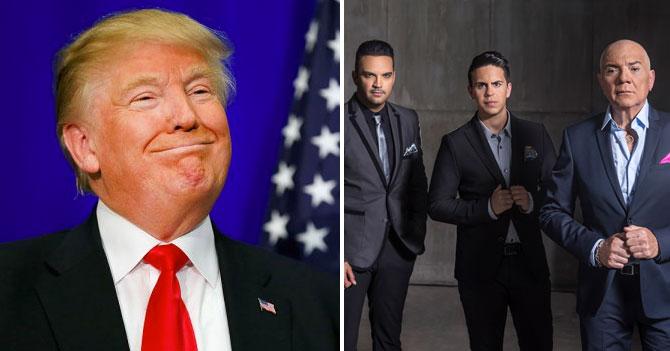 Guaco se presentará en la investidura presidencial de Donald Trump