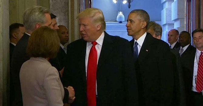 EEUU demuestra haber superado racismo con investidura de primer presidente naranjoamericano