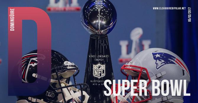 Domingüire No.162: Super Bowl