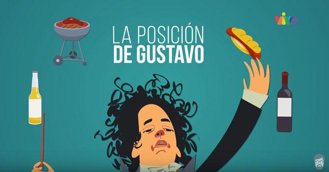 Reporte Semanal - La posición de Gustavo