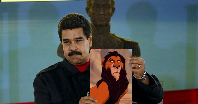 Maduro celebra feriado en honor a Scar