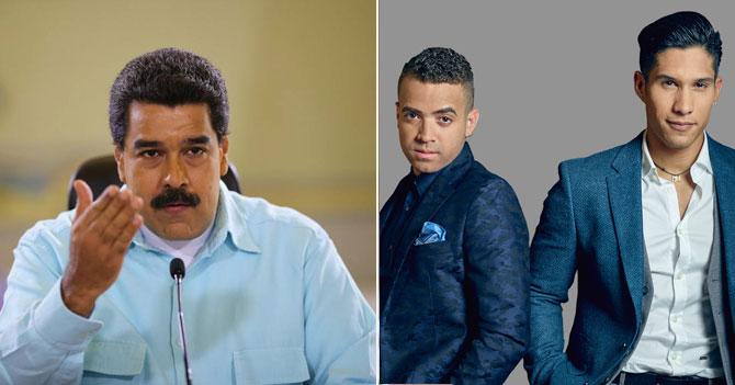 Maduro declara estado de emergencia por separación de Chino y Nacho