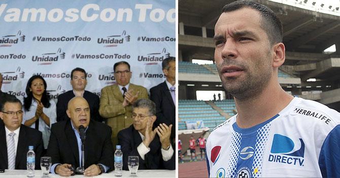 Inspirada por reestructuración de la MUD, Vinotinto vuelve a convocar a Ricardo David Páez