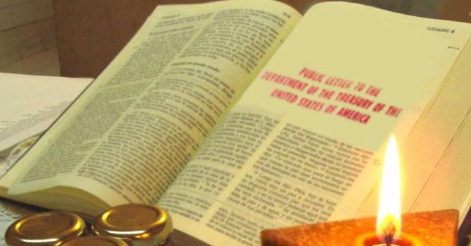 El Aissami responde a acusaciones con carta pública en la Biblia