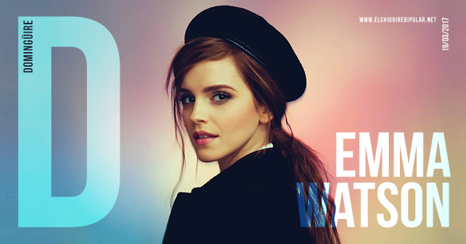 Domingüire No.168: Emma Watson