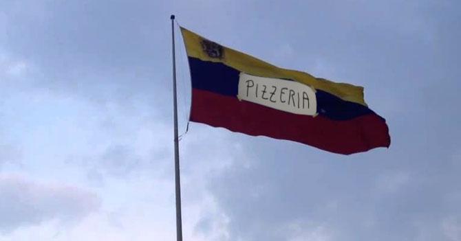 Maduro asegura que Venezuela no es un narcoestado sino una pizzería