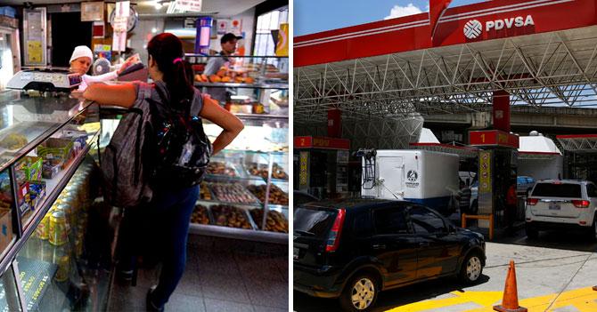 Sundde obliga a panaderos a vender gasolina
